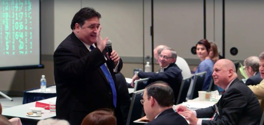 transformational Entertaining Leadership Speaker Mentalist keynote